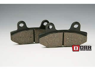 Brake pads front dual piston