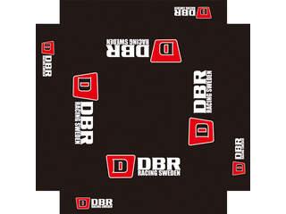 DBR Depåtält tak