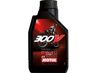 Motul 300V 5w-40 Oil 1Liter