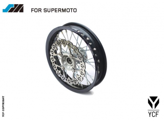 "Front wheel 14"" SM YCF"