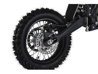 """Rear wheel complete 12"""" Lite/155"""