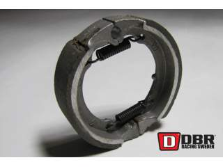Brake pads front Mini Boxer