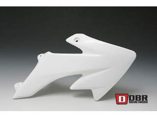 CRF 50 Plastic kit complete - White