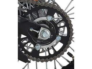 Sprocket rear 420-37T steel