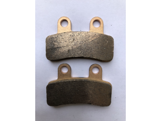 Brake pads front copper P/L