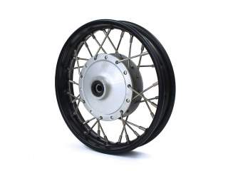 "Mini Boxer front wheel 10"" X 1.40"