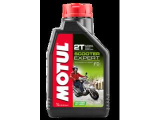 Motul Scooter Expert 1 Liter , 2-Stroke