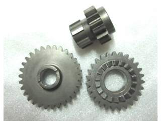 Kickstarter ZS sprocket kit Zongshen