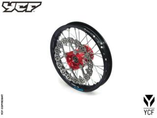 "Front wheel 12"" YCF"