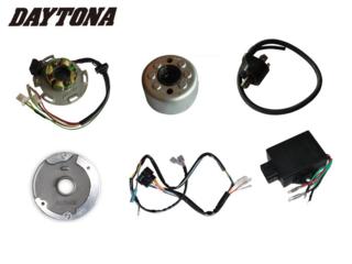 Daytona Multi curves rotor kit
